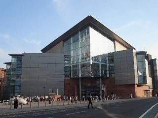 bridgewater hall | by delmccouryband