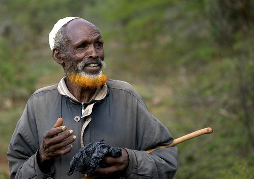 Gabrah old man with red beard - Ethiopia | by Eric Lafforgue
