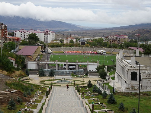 Lernayin Artsakh Stepanakert U15 0:6 Yerevan Technical Center Football Academy U15