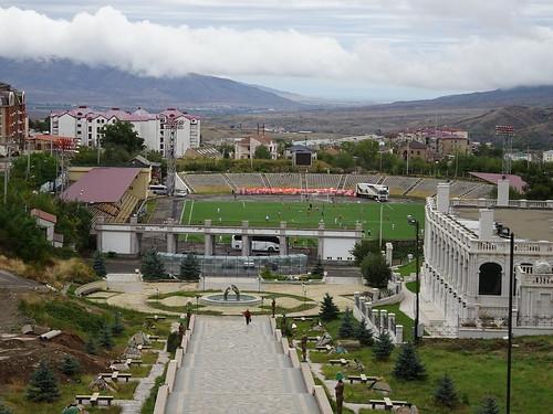 Lernayin Artsakh Stepanakert U15 0:6 Yerevan Technical Center Football Academy U15