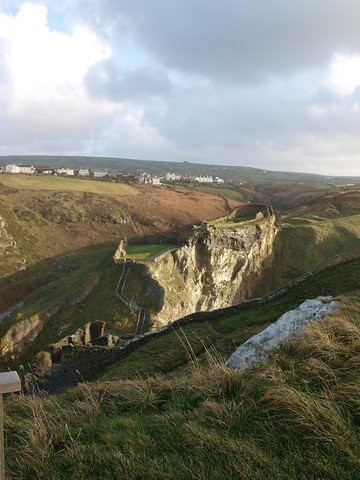 Tintagel | by YellowGingerSusan