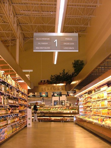 Grocery Store Aisle Signage | Interior Aisle Signs | Marke ...