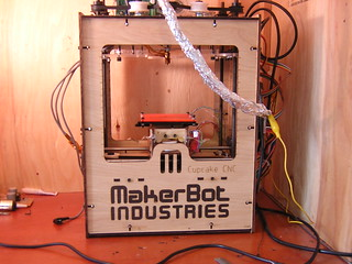 Makerbot (2010) | by Nick Ames