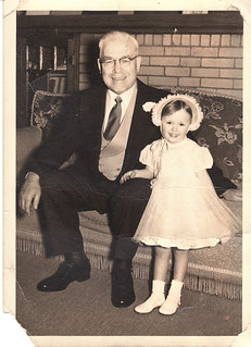 Grandpa and me | by Laura Erickson