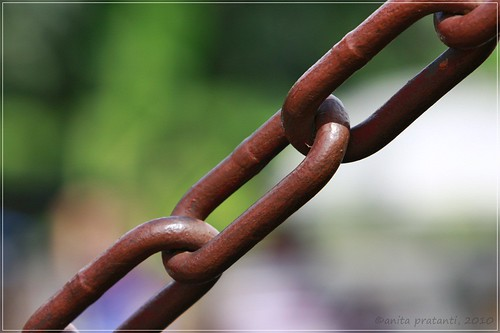 chain | by pratanti