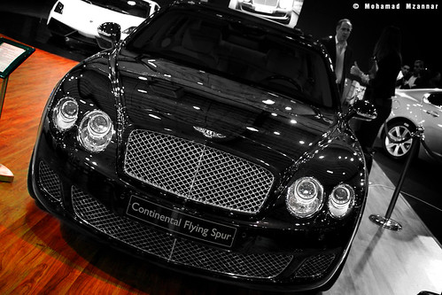 Bentley Flying Spur | by Mohamad Mzannar