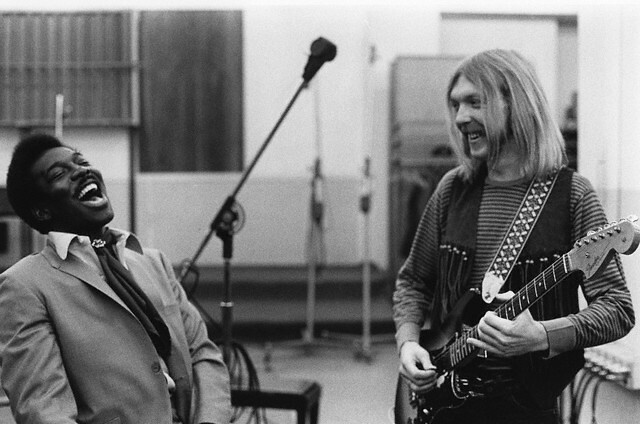 wilson pickett and duane allman 24 nov 1969 muscle shoals flickr