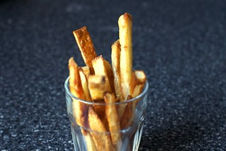 baked pommes frites | by smitten kitchen