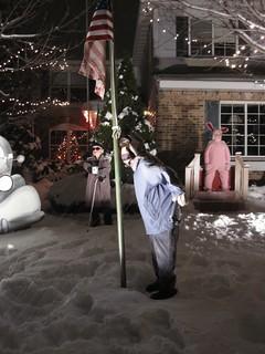 Quot A Christmas Story Quot Yard Display Ellen Bulger Flickr
