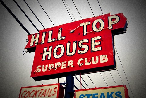 Hill Top House Supper Club | by Roadsidepictures