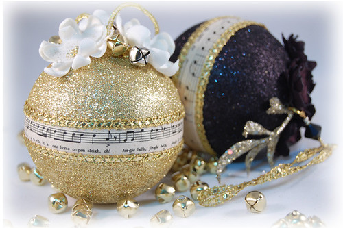 christmas carol collection | by ornamentgirl