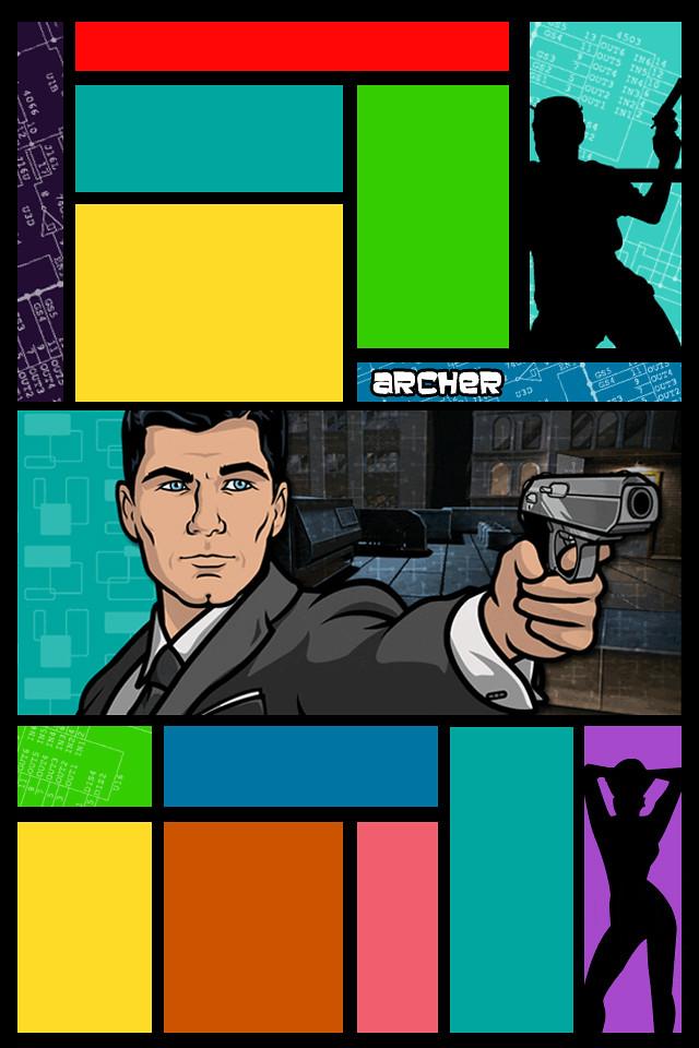 Archer Archer Wallpaper