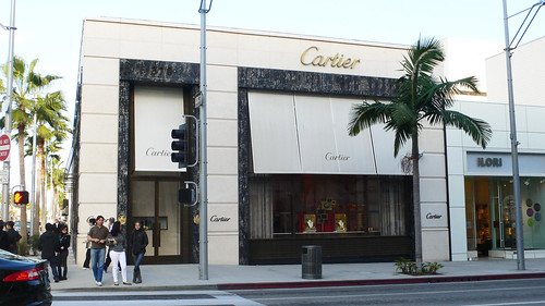 Cartier beverly hills los angeles flagship store flickr for Cartier in beverly hills