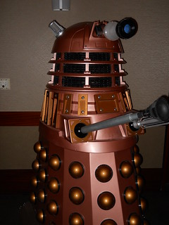 Chicago TARDIS 2010 - Dalek! | by Gordon D