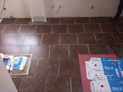 Kitchen Floor Tiles London