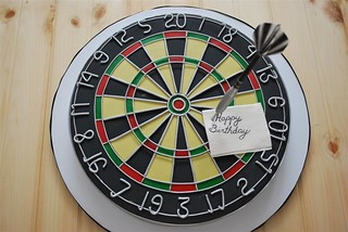 Dart Board Cake | by Twisted Sugar Cakery (The Original)