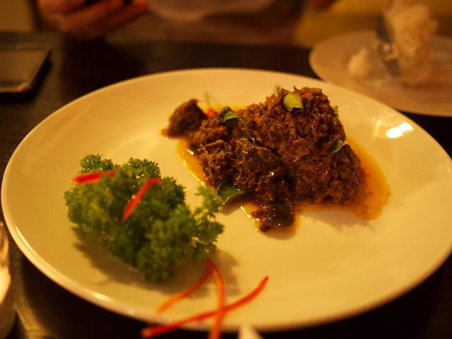 フィリピン料理のルンダン