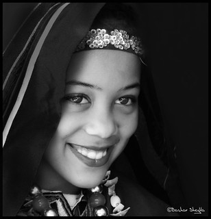 A Girl From Ghadamis ! | by Bashar Shglila