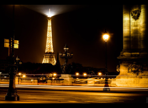 Paris by Night | by Audrey Meffray