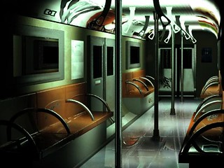 Subway_Car | by soutoarts