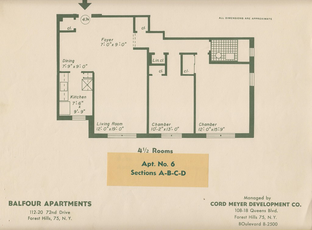 Balfour 112 20 72nd dr forest hills ny blueprint 6 flickr balfour 112 20 72nd dr forest hills ny blueprint 6 by rego forest malvernweather Gallery