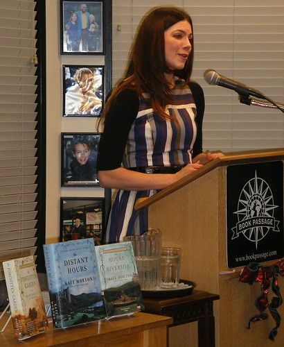 Kate Morton at Book Passage | by Book Passage Bookstore
