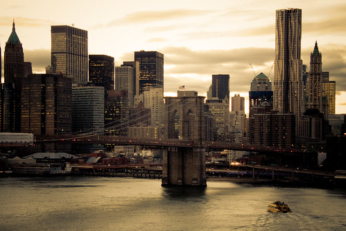 The Brooklyn Bridge | by Mark Luethi