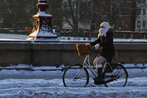 Copenhagen Winter Day | by Mikael Colville-Andersen