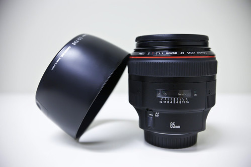 Canon EF 85mm f/1.2L II USM | by Eric 5D Mark III