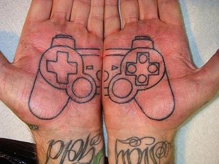 playstation-tatoo | by magoo73fr
