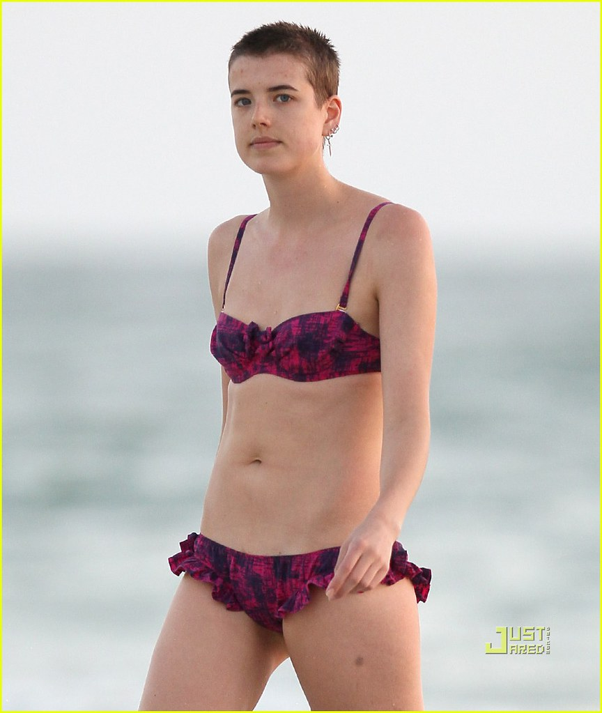 Agyness deyn bikini picture 85