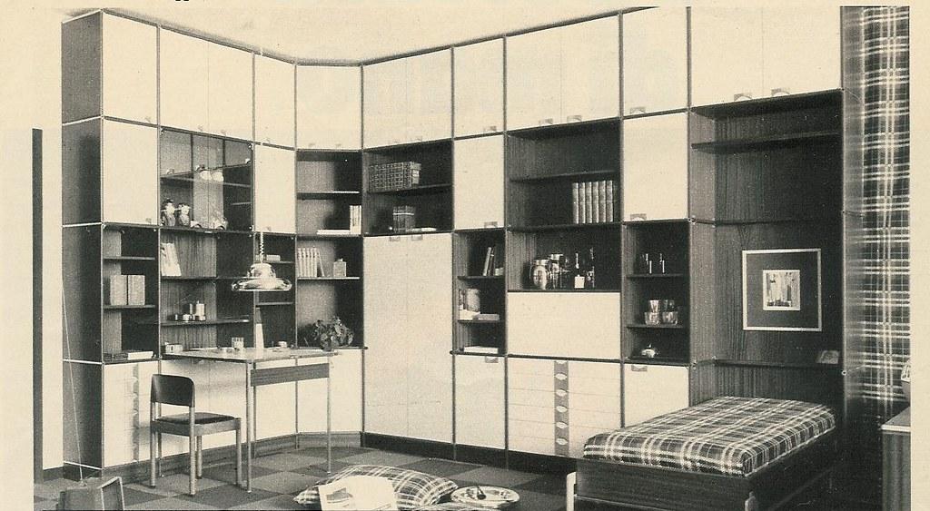 Librerie fitting anni 70 alcune fotografie tratte dai catau2026 flickr