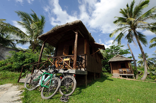 Moon Resort Beach Bunglow & Our Bikes | by goingslowly