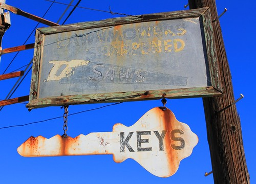 Keys | by Vintage Roadtrip