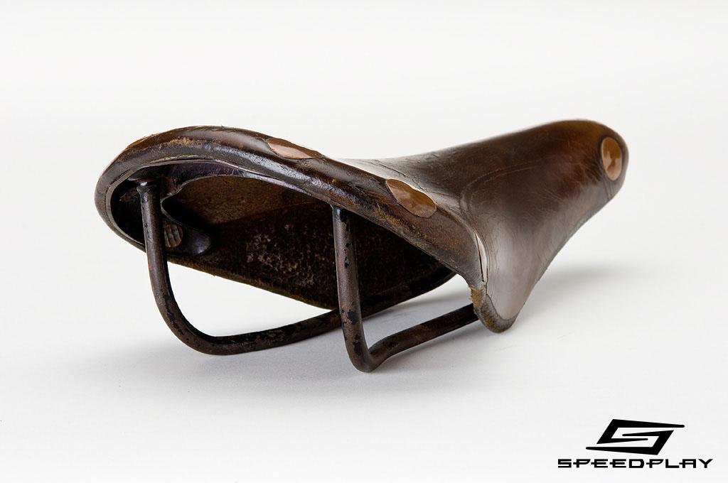 vintage brooks saddle