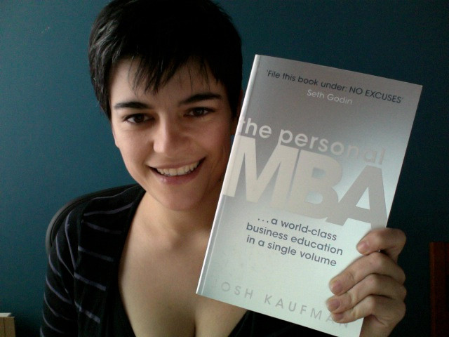 The Personal MBA (one)   Begoña Martínez   Flickr