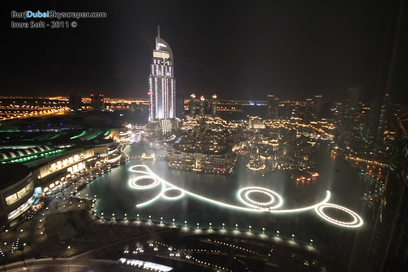 Burj Khalifa Night Photos Interior Images And The View Fro Flickr
