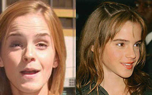 ... Belezas paradoxais - Emma Watson - by Blogpaedia