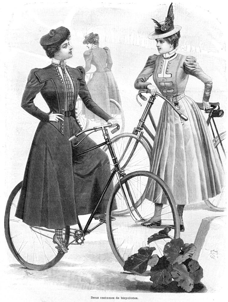 Costume de bicyclette