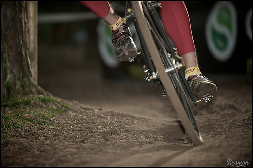 cyclocross action | by kristof ramon