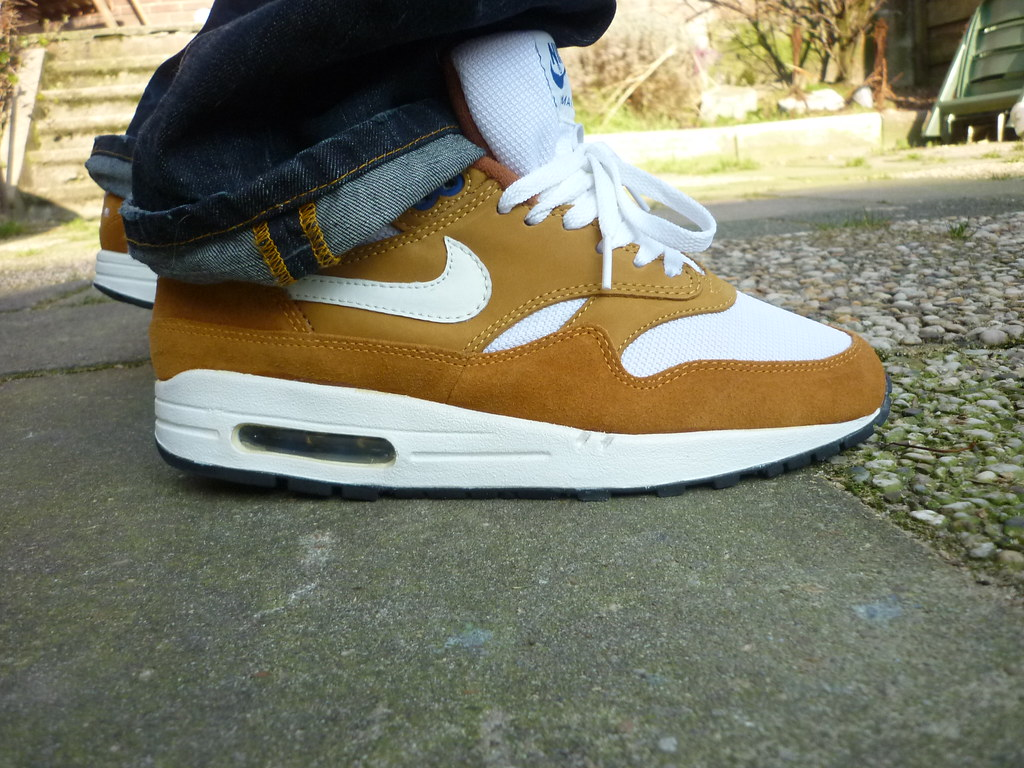 nike air max 1 curry