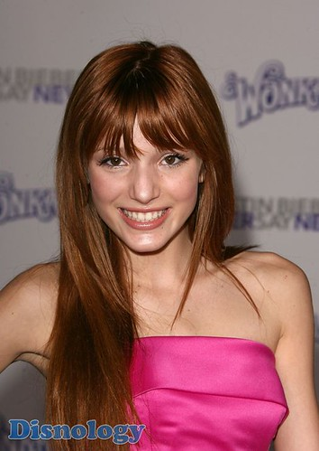 Bella Thorne Never Say Never Premiere | by Disnology