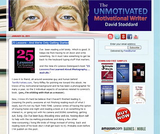 The Unmotivated Motivational Speaker Reviews 25 Lessons | by lorenzodom