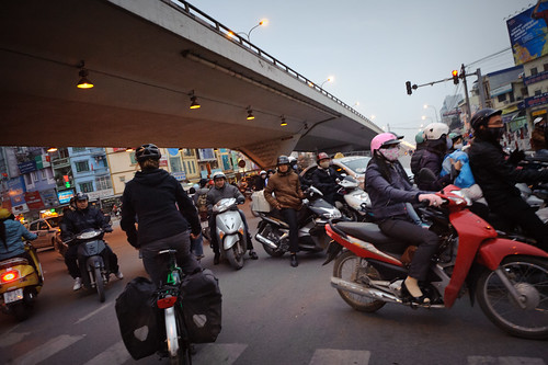 Hellish Ride to Hanoi's Bus Station | by goingslowly