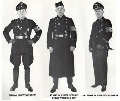 nazi costumes