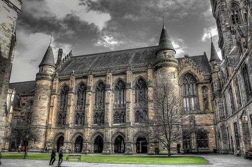 Glasgow Hogwarts | by Billy McDonald