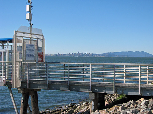 Harbor Bay Ferry Landing, Alameda | by CalUrbanist