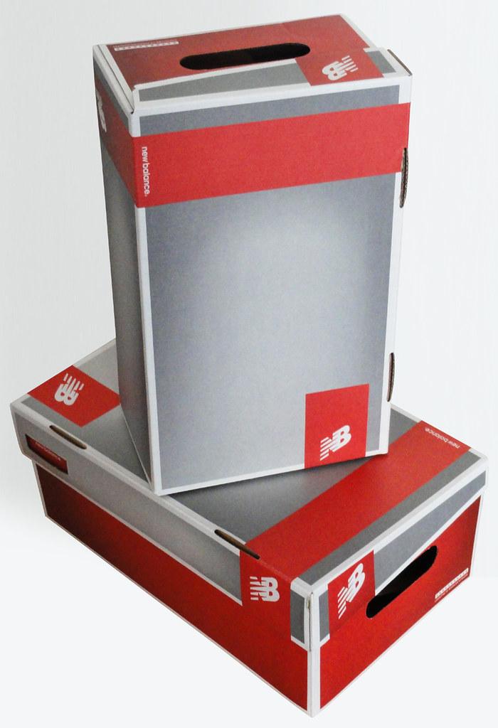 New Balance lanza nueva caja 100% reciclable – RunMX