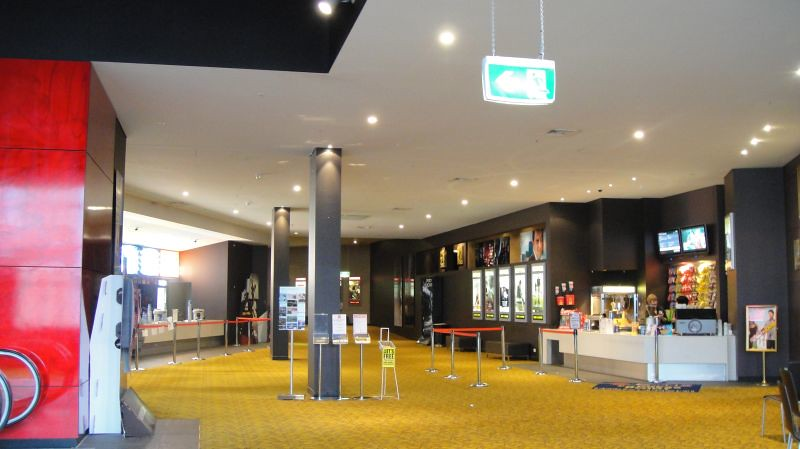 rouse hill cinema
