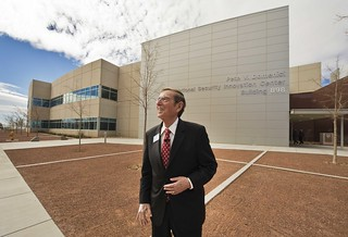 Pete Domenici National Security Innovation Center Dedication | by SandiaLabs